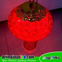 Lentera dan Lampu Gantung LED Lampion
