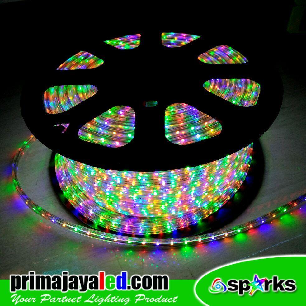 Jual Lampu Led Flexible Selang 3528 Rgby Harga Murah