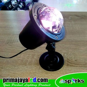 Lampu Proyektor Mini Water Outdoor