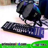 Distributor Lampu PAR Paket Simple Mixer 3