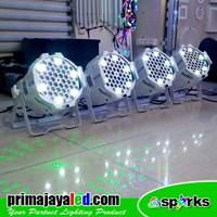 Beli Lampu Par LED Paket Medium Body Putih 4