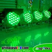 Lampu Par LED Paket Medium Body Putih 1