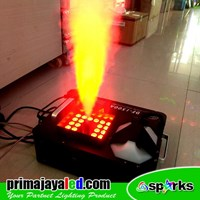 Lampu LED Smoke Atas 1500 Watt