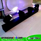 Lampu Moving Head LED Moving Mini Bar 4 Head 4