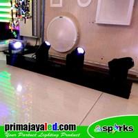 Distributor Lampu Moving Head LED Moving Mini Bar 4 Head 3
