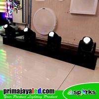 Jual Lampu Moving Head LED Moving Mini Bar 4 Head 2
