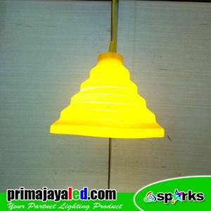 Fitting Lampu Gantung Dekorasi