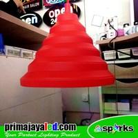 Beli Fitting Lampu Rumah Gantung Dekorasi Karet 4