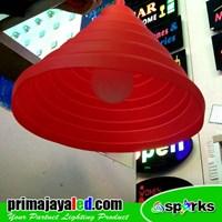 Distributor Fitting Lampu Rumah Gantung Dekorasi Karet 3