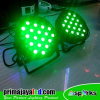 Jual Lampu Par LED Slim 54 Watt 2
