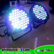 Lampu Par LED Slim 54 Watt