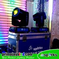 Distributor Lampu Sorot Beam 230 List Biru 3