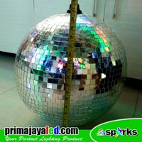 Aksesoris Lampu Disco Miror Ball 50cm 1