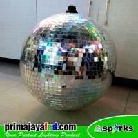 Distributor Aksesoris Lampu Disco Miror Ball 50cm 3