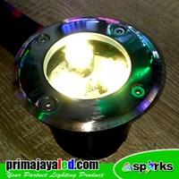 Jual Lampu LED Tanam Lantai LED 3 Watt 2