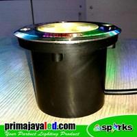 Distributor Lampu LED Tanam Lantai LED 3 Watt 3
