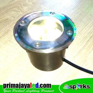 Lampu LED Tanam Lantai LED 3 Watt