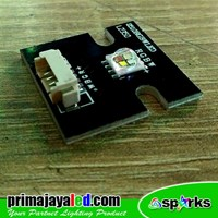 Aksesoris Lampu Chip Moving LED 1W 4in1 RGBW 1