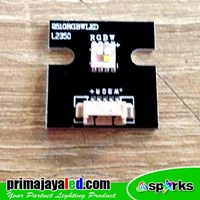 Distributor Aksesoris Lampu Chip Moving LED 1W 4in1 RGBW 3