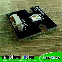 Aksesoris Lampu Chip Moving LED 1W 4in1 RGBW