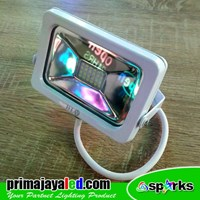 Jual Lampu Spotlight Tembak 10W Body Putih 2