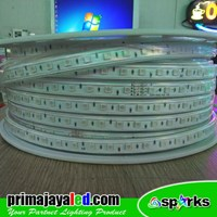 Beli Lampu LED Flexible Strip RGB IP65 Outdoor 4