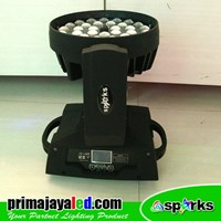 Beli Lampu PAR Moving LED 36 X 10w Zoom FullColor 4