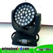 Lampu PAR Moving LED 36 X 10w Zoom FullColor