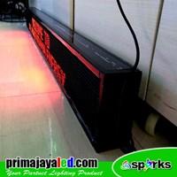 Beli Lampu LED Running 197 X 21 Cm Merah 4