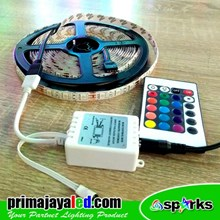 Lampu LED Flexible Strip RGB Full Color