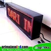 Beli Lampu LED Running 69 X 21 Cm Merah 4