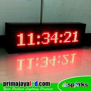 Lampu LED Running 69 X 21 Cm Merah