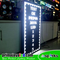 Jual Lampu LED Running Teks 69 X 117 Cm 2