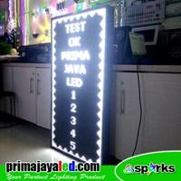 Distributor Lampu LED Running Teks 69 X 117 Cm 3