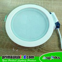 Jual Lampu Downlight LED List Kaca 18 Watt 2