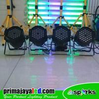 Jual Lampu PAR Paket Stage Par 36 LED 2