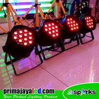 Distributor Lampu PAR Paket Stage Par 36 LED 3
