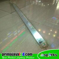 Lampu LED Tube White AC 220 Volt 1