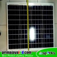 Beli Lampu LED PJU Set Solar Panel 50 Watt 4
