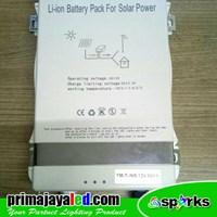 Distributor Lampu LED PJU Set Solar Panel 50 Watt 3