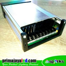 Switching Power Supply Rainproof 12V 33 Amper