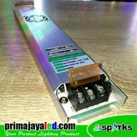 Beli Switch Mode Power Supply 24V 10 Amper Slim 4