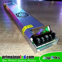 Jual Switch Mode Power Supply 24V 10 Amper Slim 2