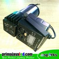 Jual Lampu LED Pin Spot 10 Watt DMX 512 2