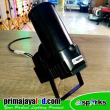 Lampu LED Pin Spot 10 Watt DMX 512
