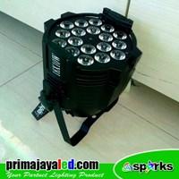 Beli Lampu Par LED 18 X 10 W Spesial Warm White 4