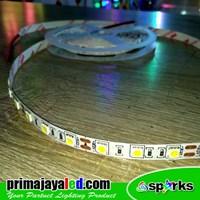 Lampu LED Strip 5050 IP33 White Murah 5