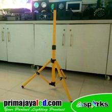 Aksesoris Pencahayaan Yellow Standing Tripod