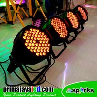 Beli Lampu PAR LED Paket 54 Set 4 3in1 RGB 4