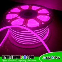Lampu LED Small Mozaik AC 220V Pink 1